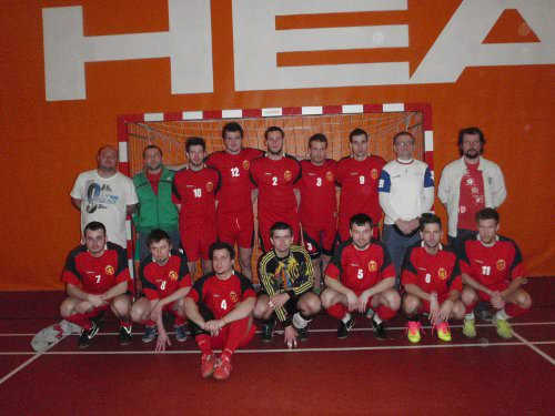 Photo of Praga Futsal Cup