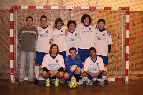 "Photo of Zlatí futsaloví ""SportNESáci"""
