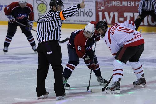 Photo of MS neslyšících vledním hokeji