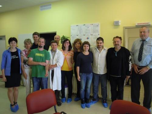 Photo of Neslyšící darovali krev za přítomnosti tlumočnic ZJ zAPPN