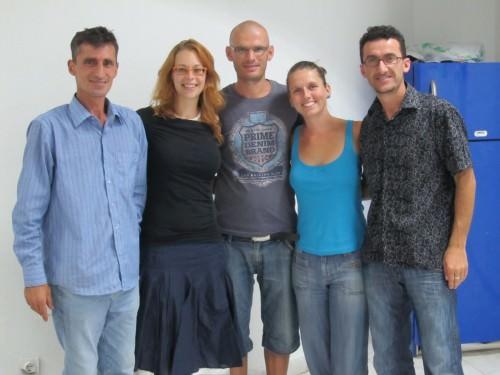 Photo of Evaluace projektu vKosovu za přítomnosti Neslyšícího odborníka
