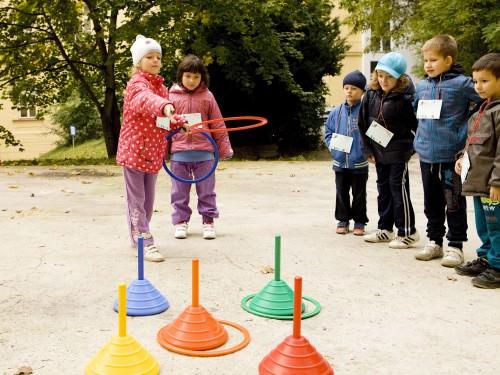 Photo of První Tichá olympiáda aorientační běh neslyšících dětí amládeže