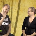Rozhovor s neslyšícím Honzou Wirthem nejen o vegetariánství – 1. a 2. část