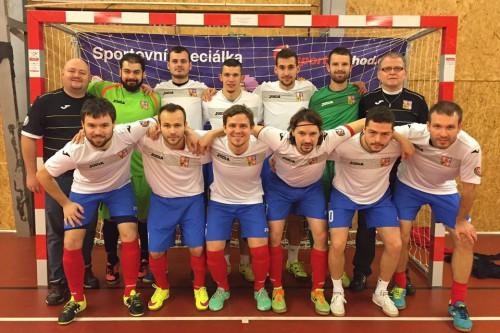 futsal Praga Cup