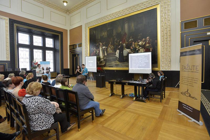 Photo of Konference zTichého světa pomohla nahlédnout do světa neslyšících