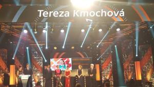 Photo of Nejlepším handicapovaným sportovcem roku 2015 se stala Tereza Kmochová