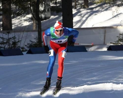 Photo of Kocourek závodil vběhu na lyžích vJeseníkách