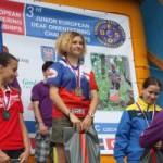 Anna Formánková juniorskou mistryní Evropy neslyšících vOB