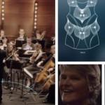 Neuvěřitelná košile, která pomůže neslyšícím ponořit se do zvuků celého orchestru
