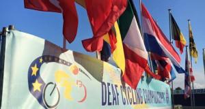 Sluchově postižení cyklisté ze Skivela závodí na mistrovství Evropy vBelgii
