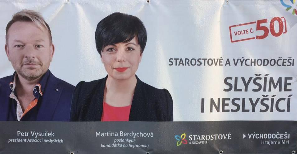 Photo of Volby jsou za dveřmi, nenechte si ujít naše videa sMartinou Berdychovou aPetrem Vysučkem