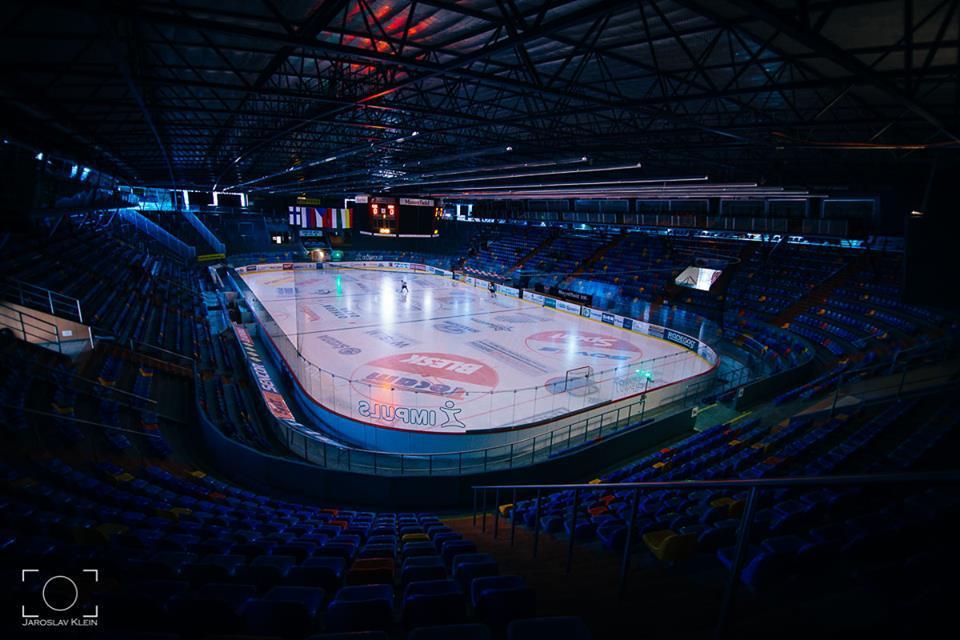 Photo of Reportáž zmezinárodního přátelského turnaje vledním hokeji neslyšících vHradci Králové.