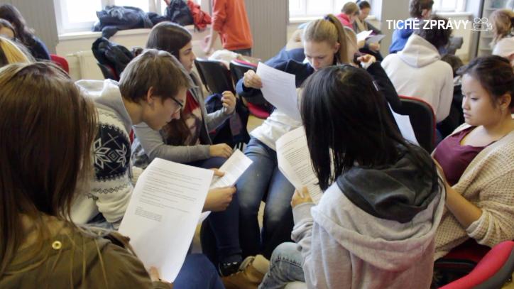 Photo of Reportáž oUlitoolympiádě na střední škole pro sluchově postižené vRadlicích