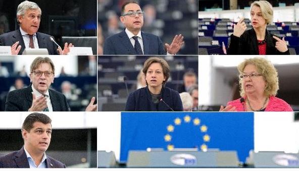 Photo of Volby nového prezidenta Evropského parlamentu