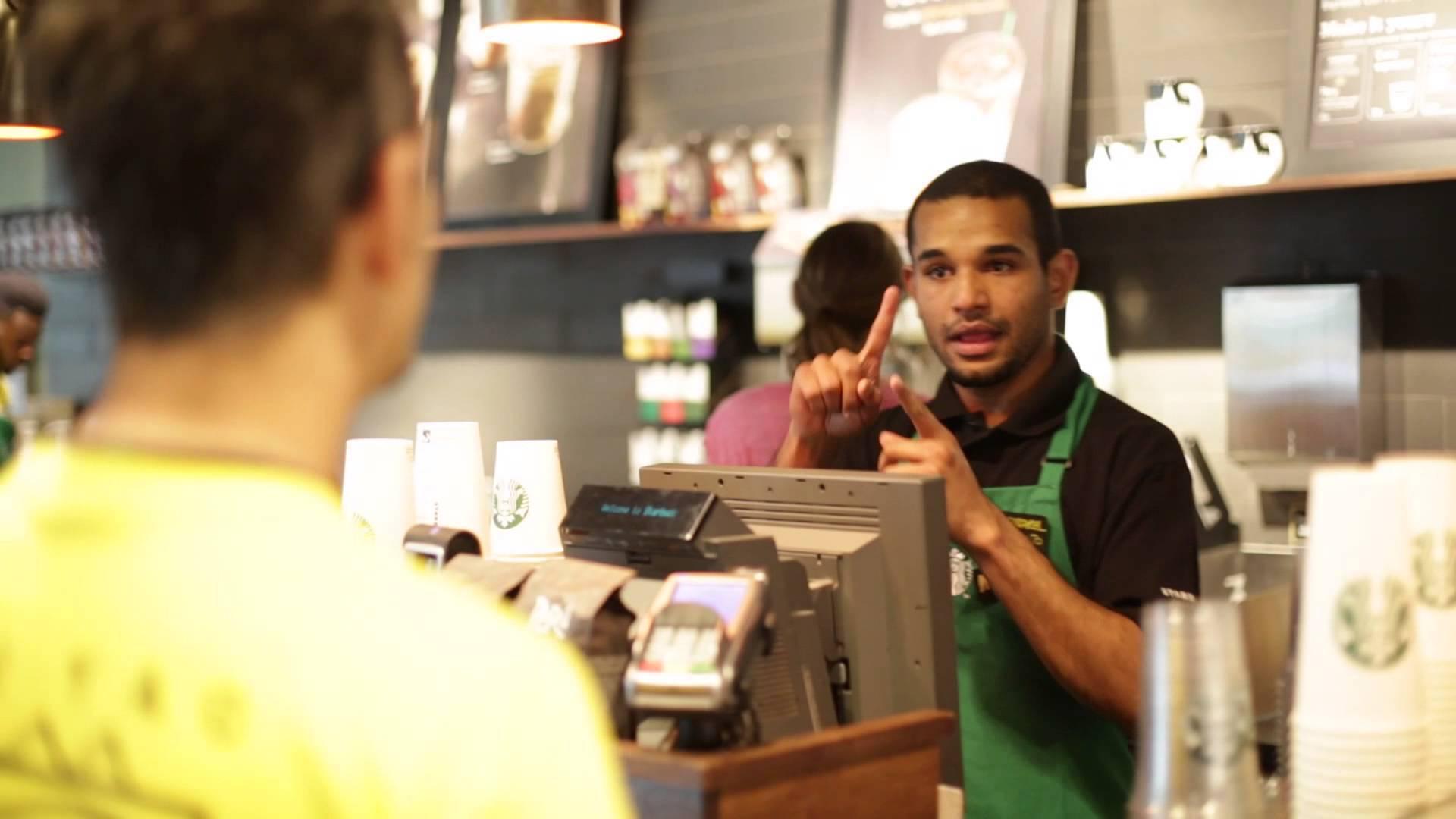 Photo of Starbucks podporuje informovanost neslyšících