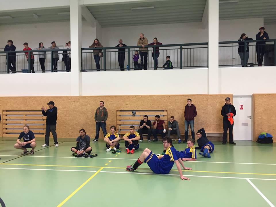 Photo of Mistrovství ČR neslyšících ve futsalu vČeských Budějovicích