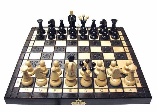 Photo of Ve škole vRadlicích se opět hrály šachy