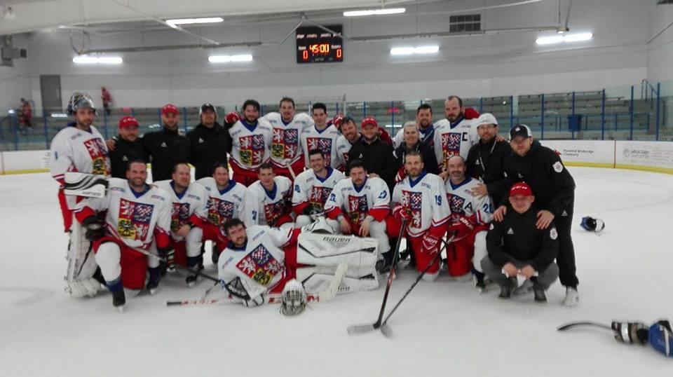Photo of MS neslyšících vledním hokeji – Amherst, Buffalo, NY – 19. – 30.dubna 2017