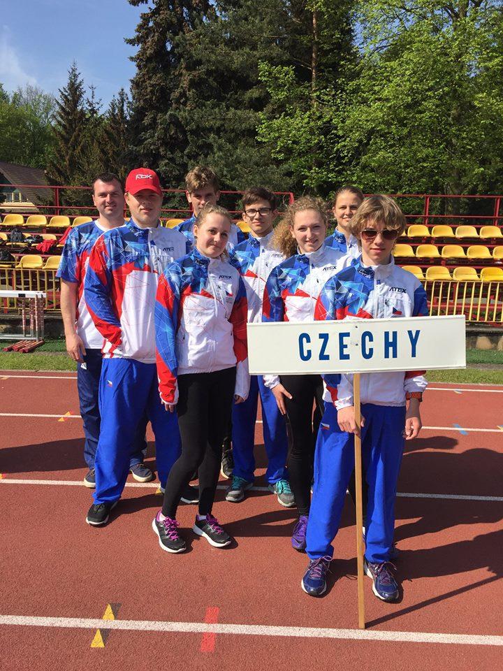 Photo of Mistrovství mládeže vatletice neslyšících vPolsku