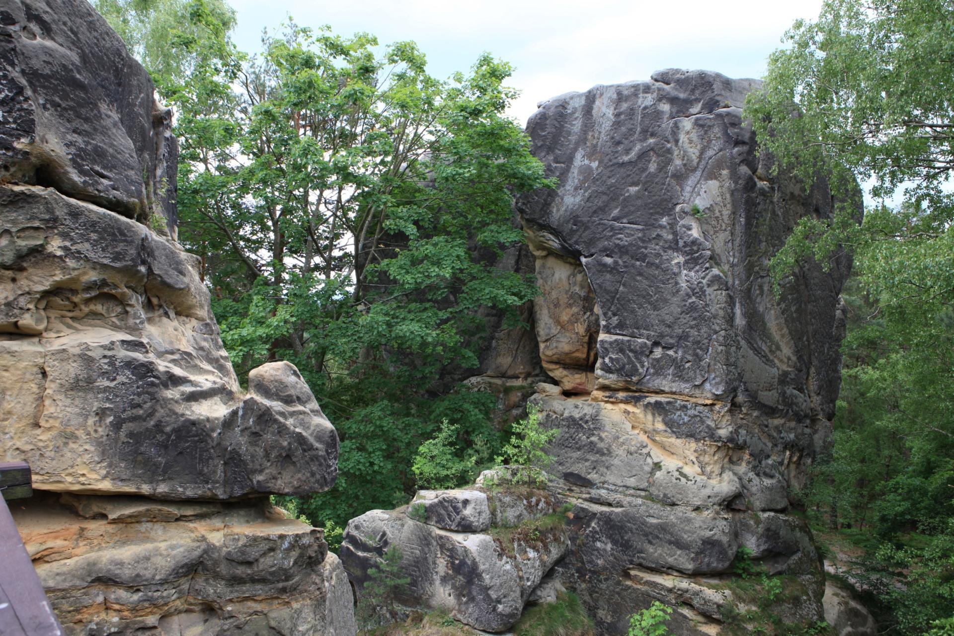 Photo of Zajeďte si do Klokočských skal!