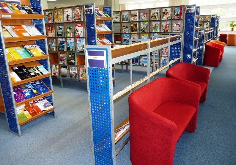 Photo of Knihovna pomáhá zdravotně postiženým lidem
