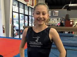 Photo of Neslyšící gymnastka doufá vOlympijské hry vroce 2020