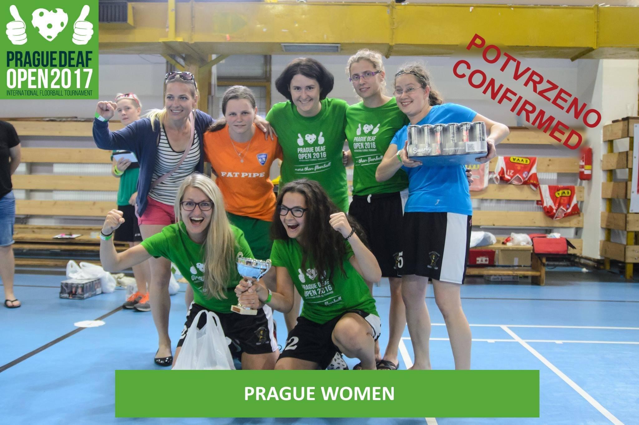 Photo of Přihlaste se na florbalový turnaj Czech Deaf Open!