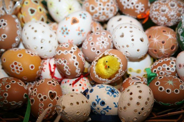 Photo of Letos se vPraze konal třetí Velikonoční jarmark