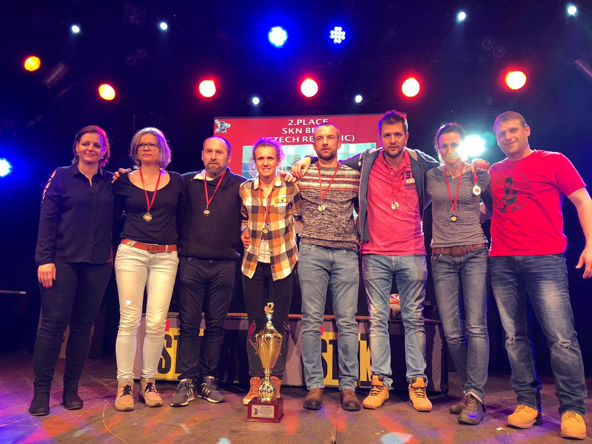 Photo of 1. Mezinárodní turnaje neslyšících ve Slovinsku