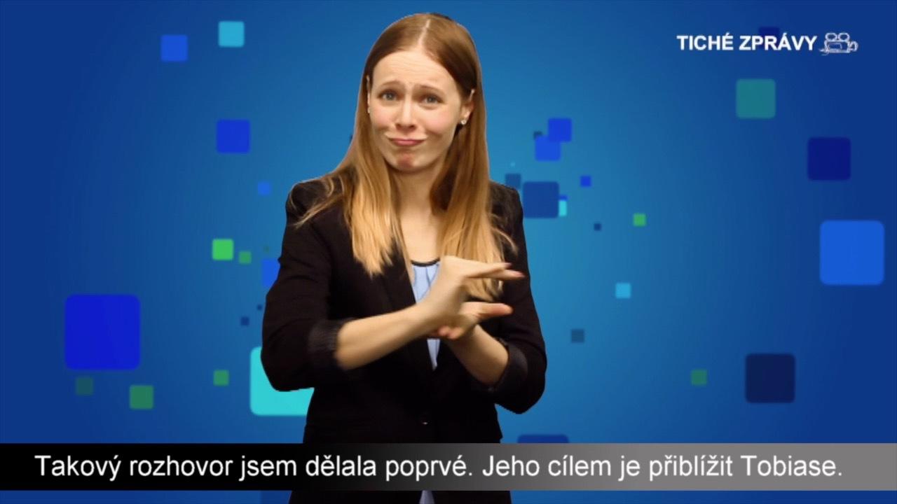 Photo of Rozhovor sTobiasem de Ronde zfilmu Neslyšící syn