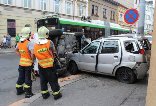 Photo of Policie obvinila strážníka, který zavinil vážnou nehodu