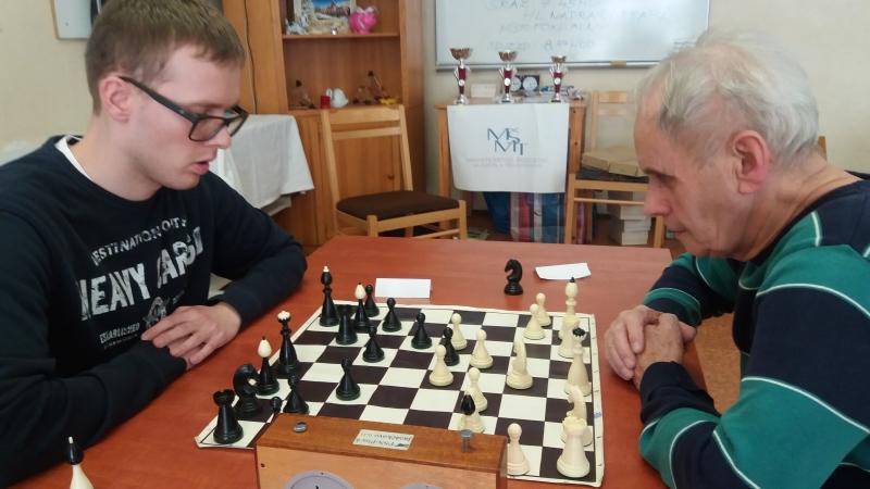 Photo of Šachovým šampiónem je Martin Paulík zBrna