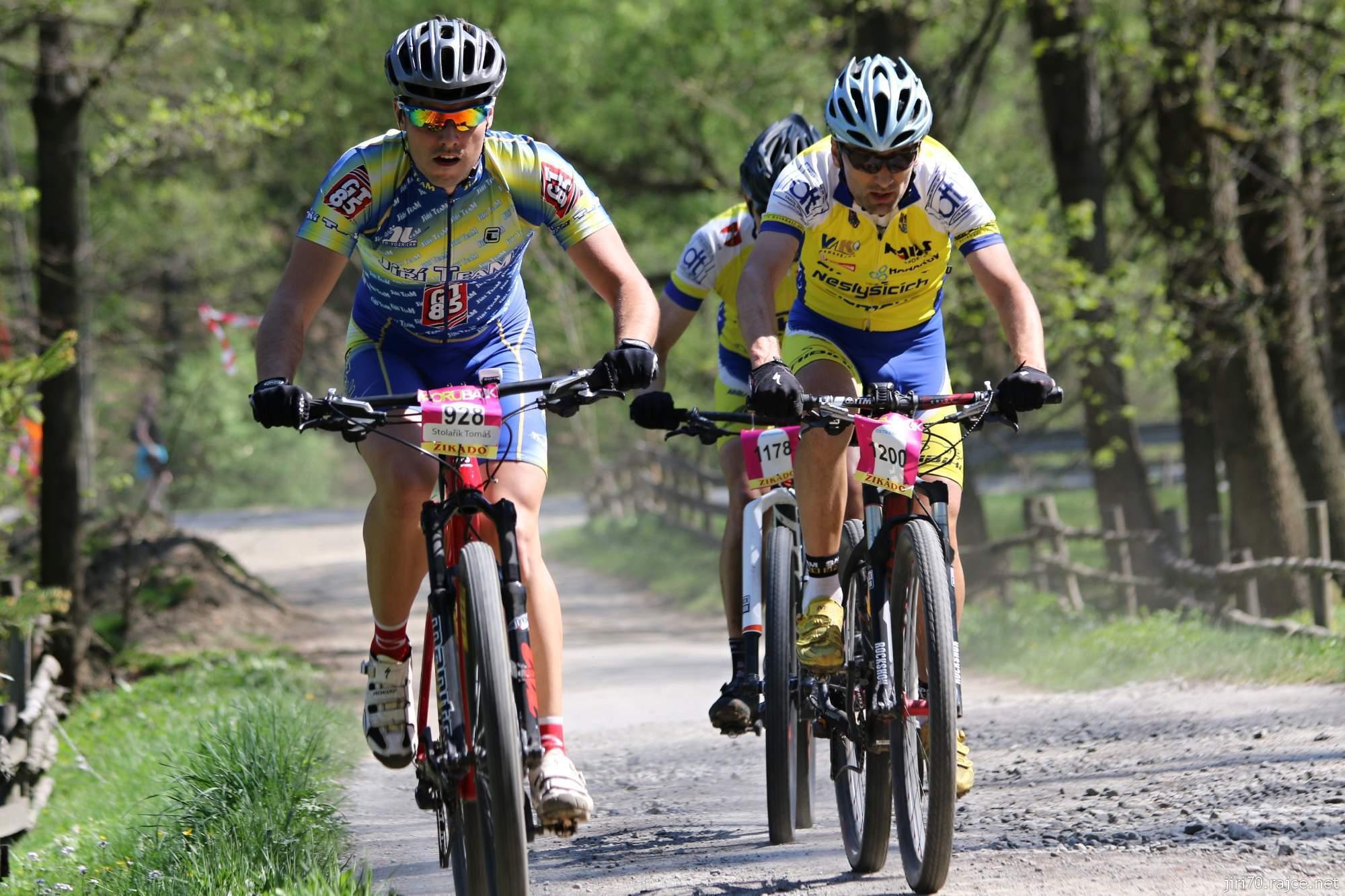 Photo of Cyklisté SKIVELO mají za sebou další úspěšné závody