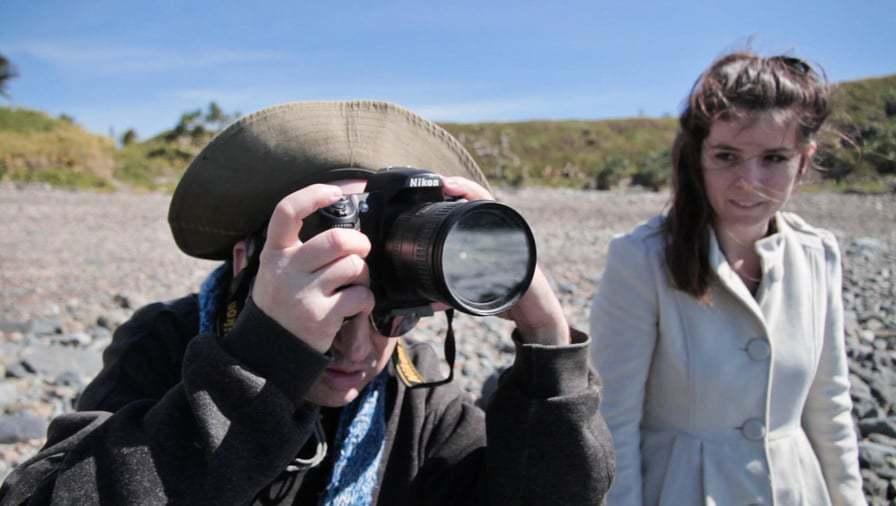 Photo of Nevidomý aneslyšící Australan připravil fotografickou výstavu
