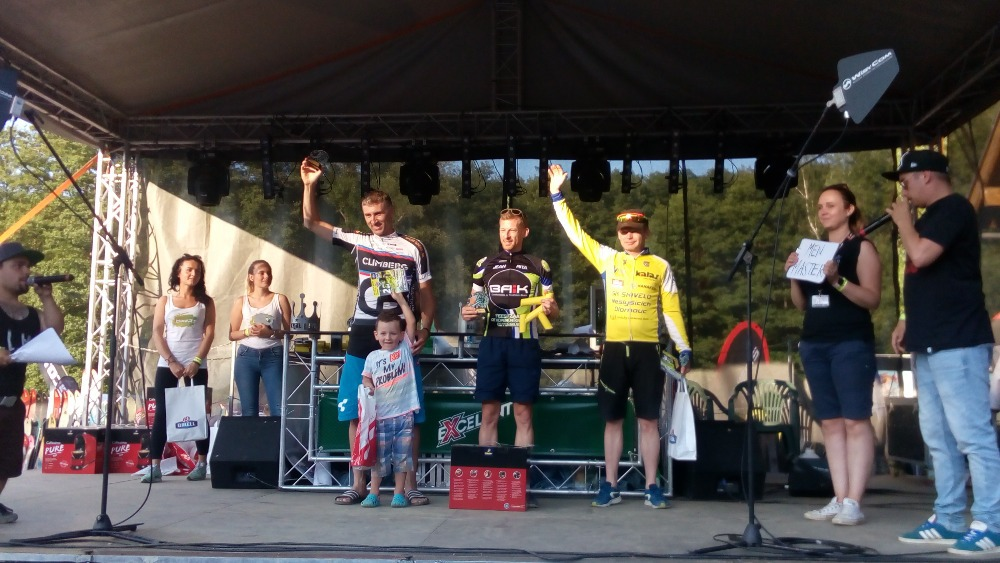 Photo of Na Slovensku se cyklistům dařilo