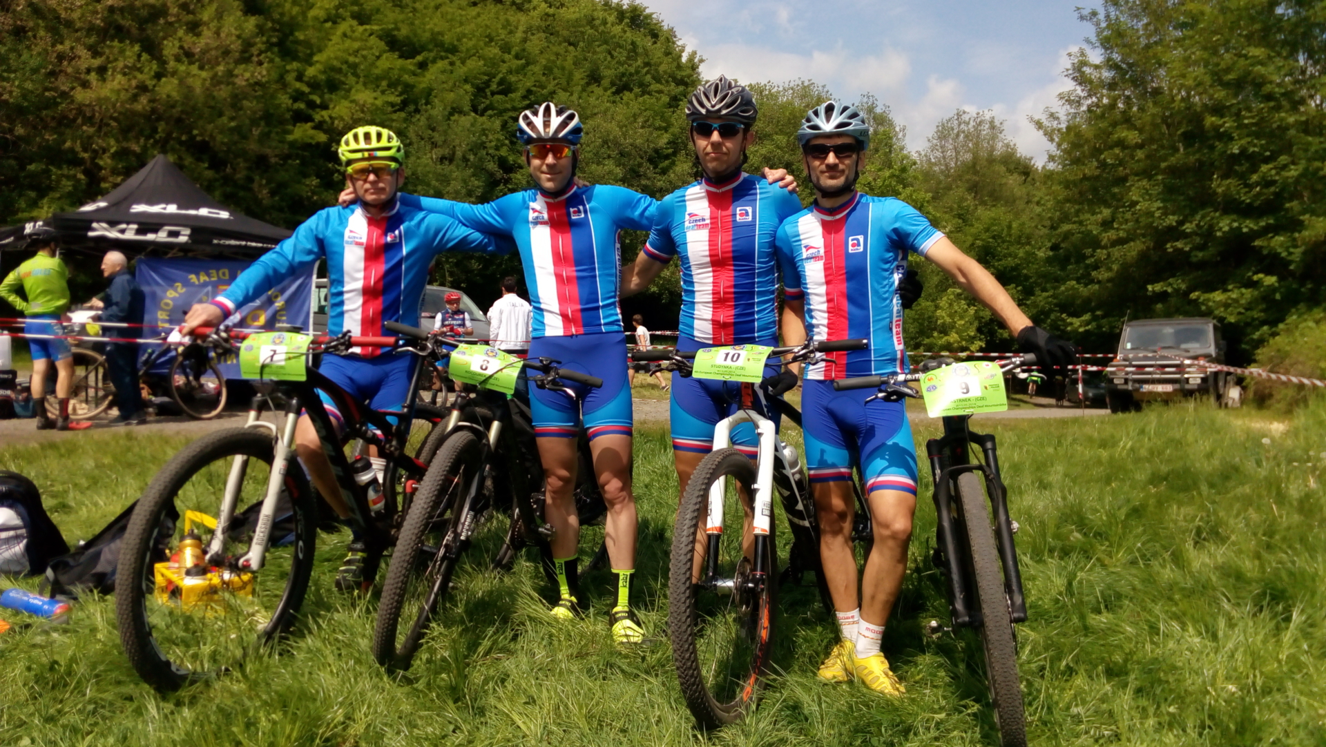 Photo of Cyklisté si na mistrovství Evropy vedli velmi dobře