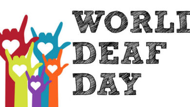 Photo of Dva svátky vkomunitě neslyšících, kdo ajak založil Mezinárodní den neslyšících?