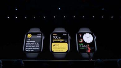 Photo of Chytré hodinky budou sledovat úroveň zvuku avarovat před hlukem