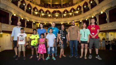 Photo of Sedm neslyšících dětí se ukázalo na festivalu vKarlových Varech