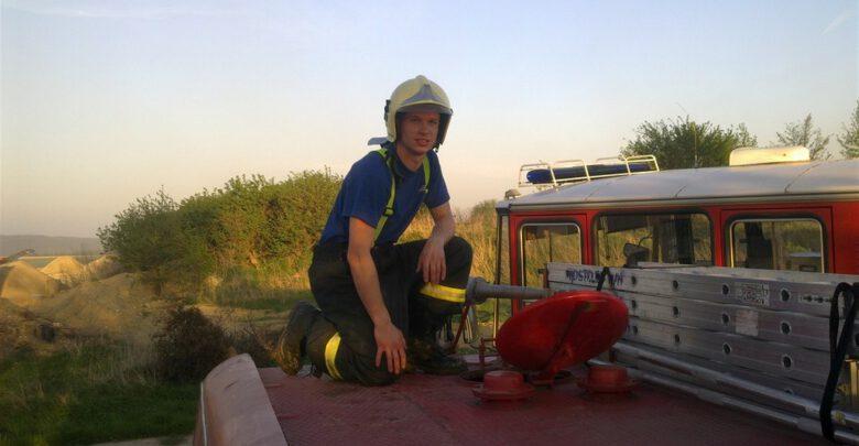 Photo of Neslyšící apřesto hasič – seznamte se sMartinem Látalem