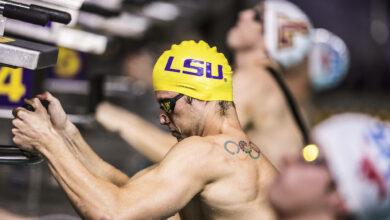 Photo of Světový rekord vplavání neslyšících překonal Američan