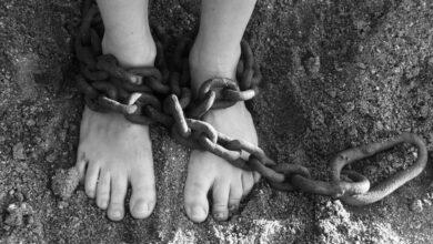 Photo of Mezinárodní den památky obětí obchodu sotroky