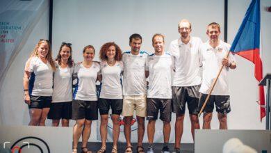Photo of Stříbrní abronzoví čeští běžci na Mistrovství světa neslyšících vorientačním běhu