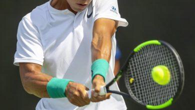 Photo of První neslyšící tenista vyhrál zápas na ATP tour