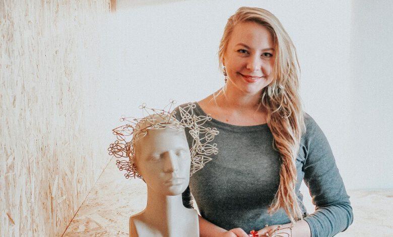 Photo of Úspěšná neslyšící šperkařka Zuzana Búry Zliechovcová