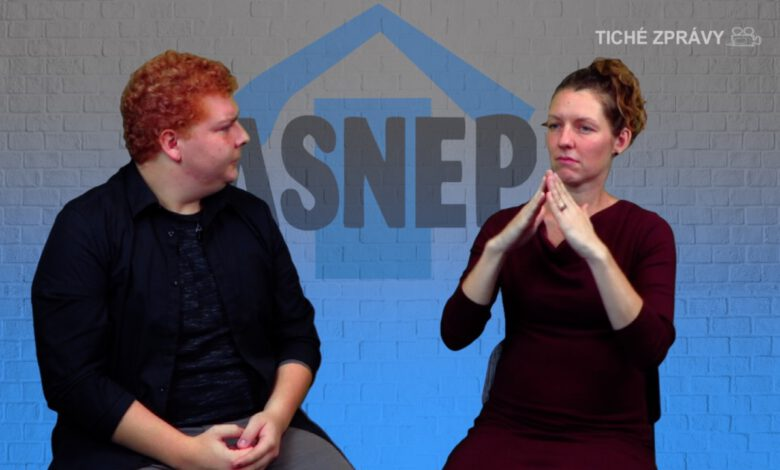 Photo of Rozhovor sPavlínou Spilkovou, která je neslyšící prezidentkou organizace ASNEP (2.část)
