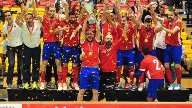 Photo of Mistrovství světa neslyšících ve futsalu
