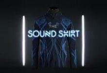Photo of Neslyšíte? Achcete slyšet hudbu? Kupte si tričko SoundShirt!