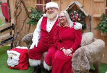 Photo of Santa Claus se naučil znakový jazyk