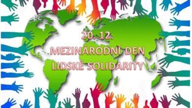 Photo of Mezinárodní den lidské solidarity